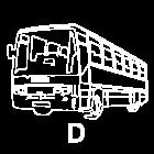 Cjenik D kategorija vozila
